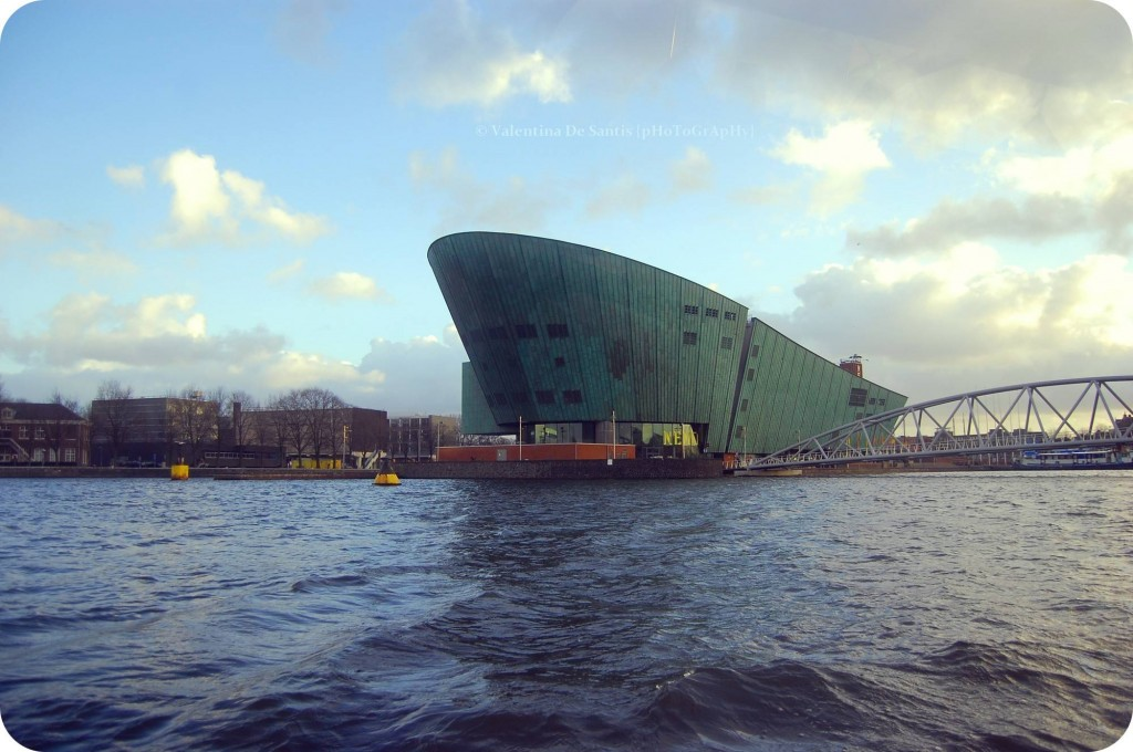 Science Center NEMO, Amsterdam