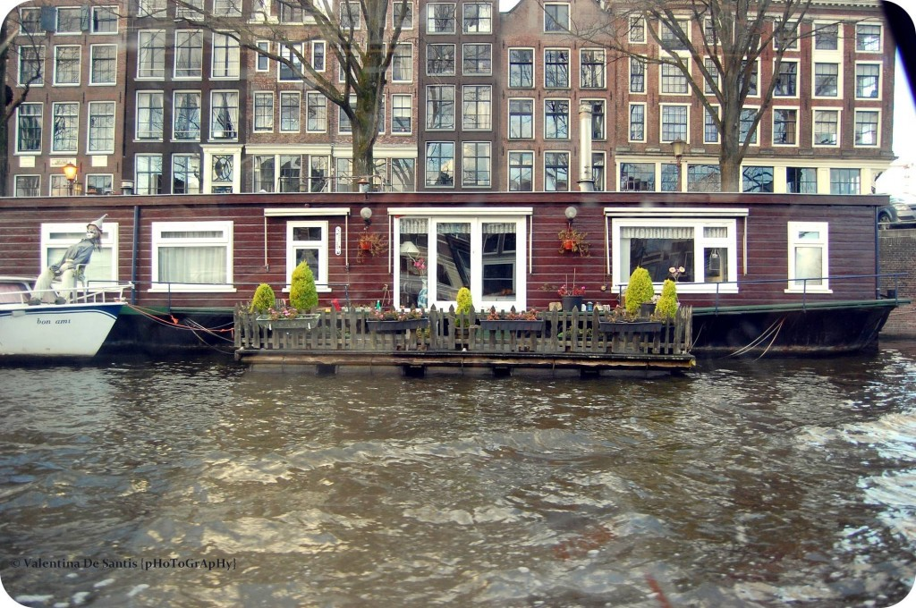Boat house, Amsterdam