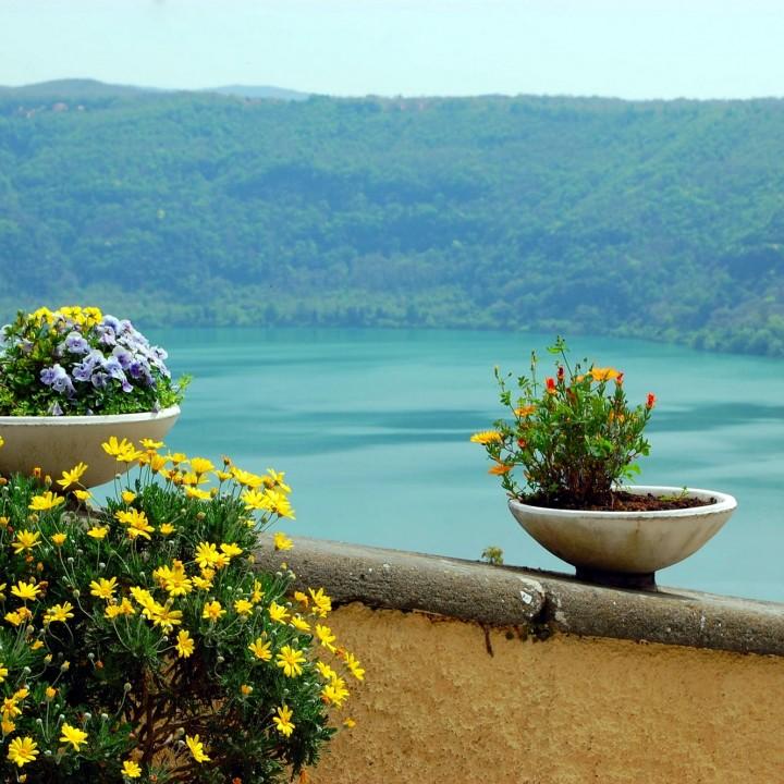 Mototour - Castelgandolfo
