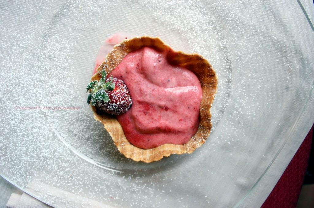 Bavarian Cream, Osteria Il Cardinale