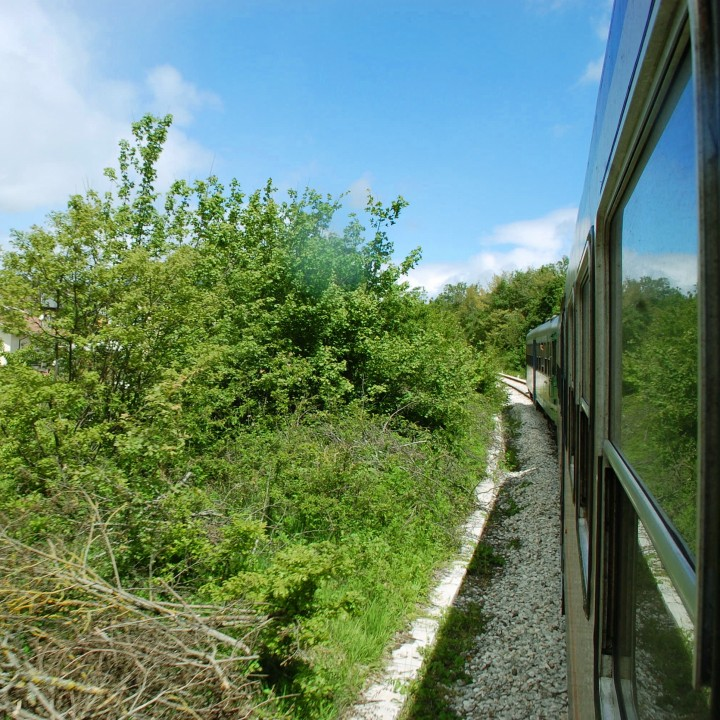 Trans-siberian of Italy, passing by Abruzzo & Molise