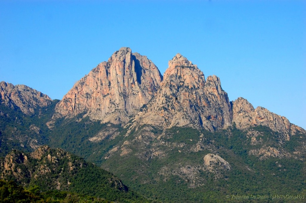 Calanche of Piana