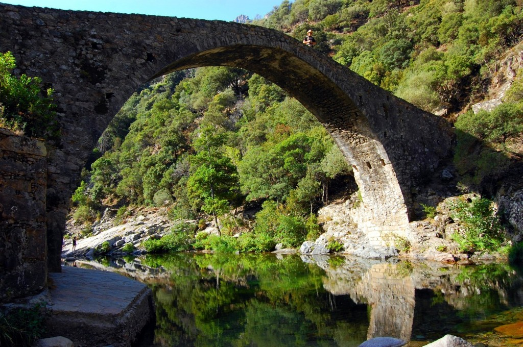 Genoese bridge, Ota