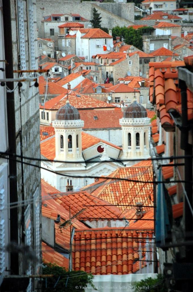 Dubrovnik, roofs