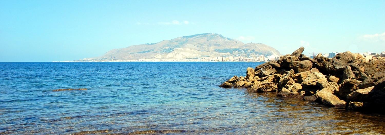 Trapani, the sea