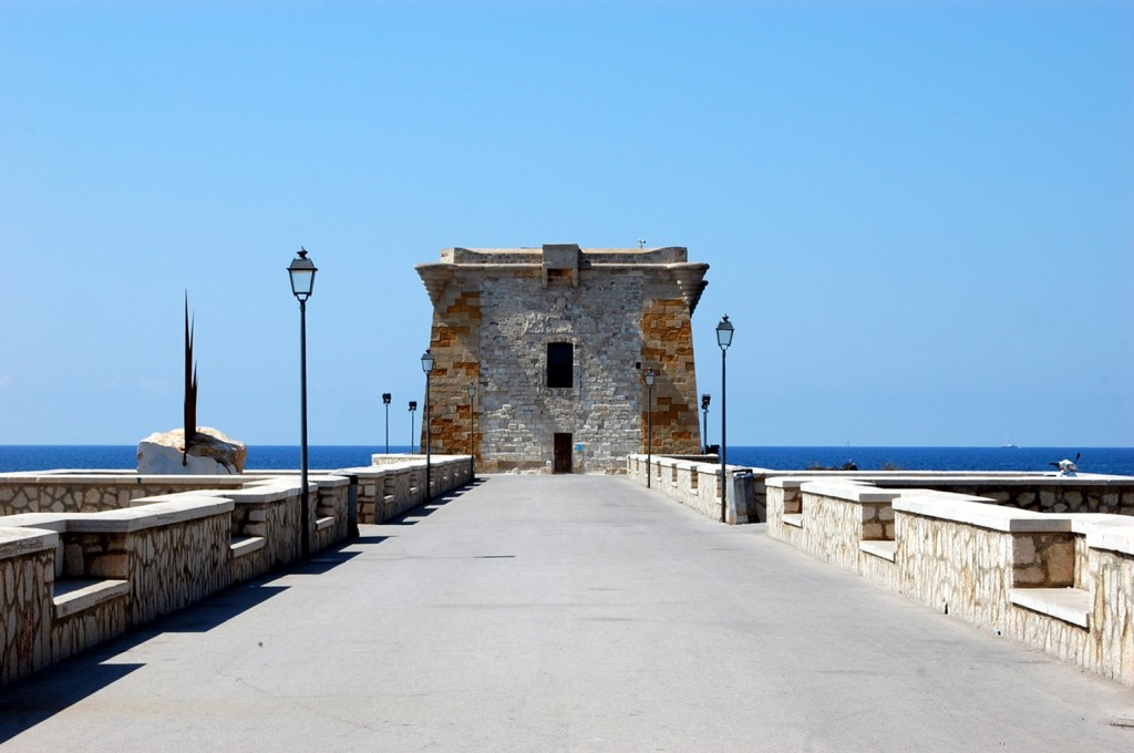 Trapani, Tower of Ligny