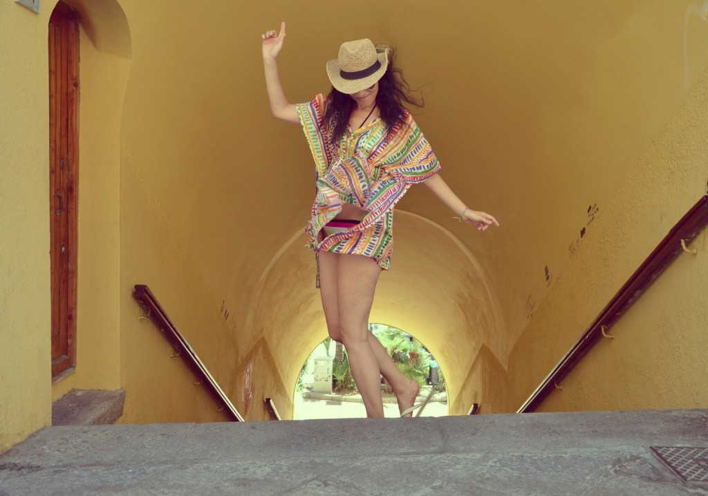 Island of Elba, Portoferraio - Playing with the wind