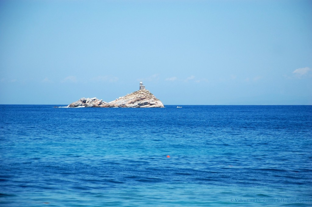 Island of Elba, Portoferraio - Ghiaie beach