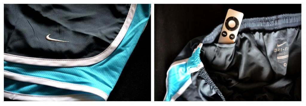 I love running, my short of Nike
