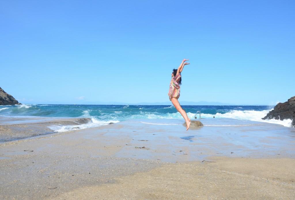 Island of Elba, Patresi - beach