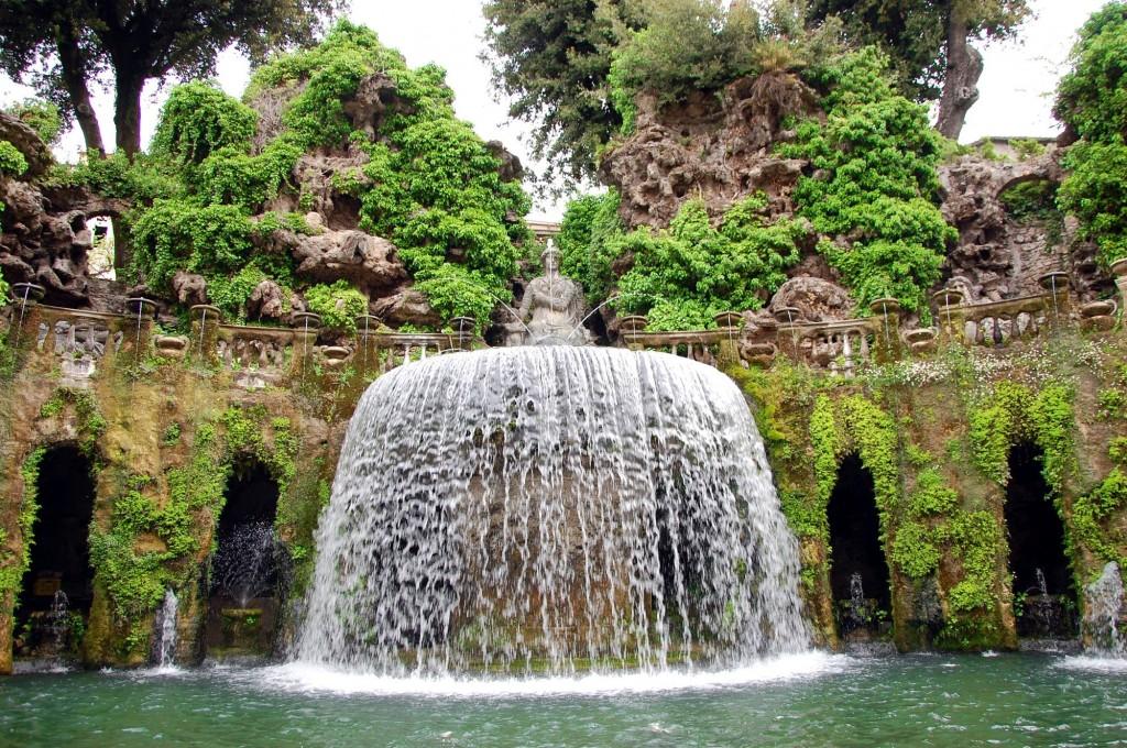 Tivoli, Villa d'Este