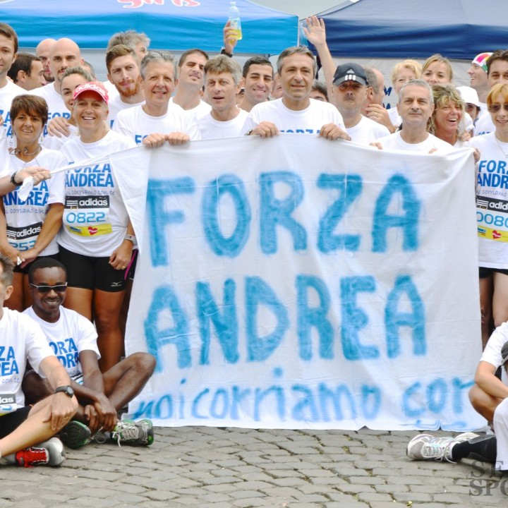 The Blood Runner: Forza Andrea!