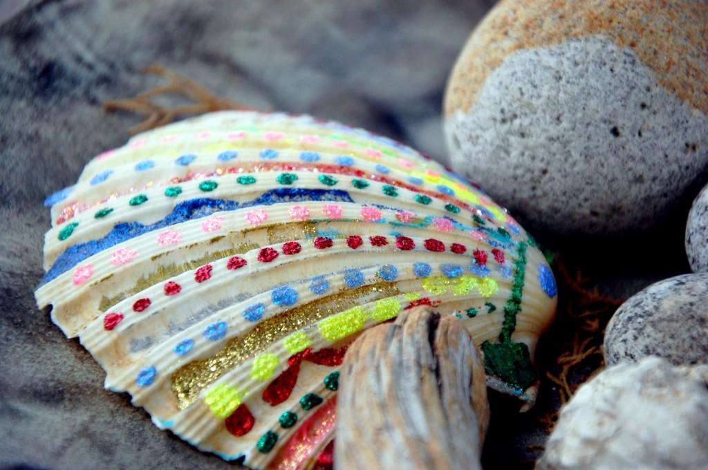 Island of Elba, Patresi - a shell