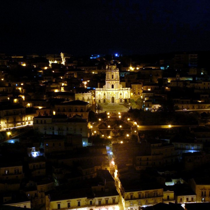 Baroque towns of Noto and Modica