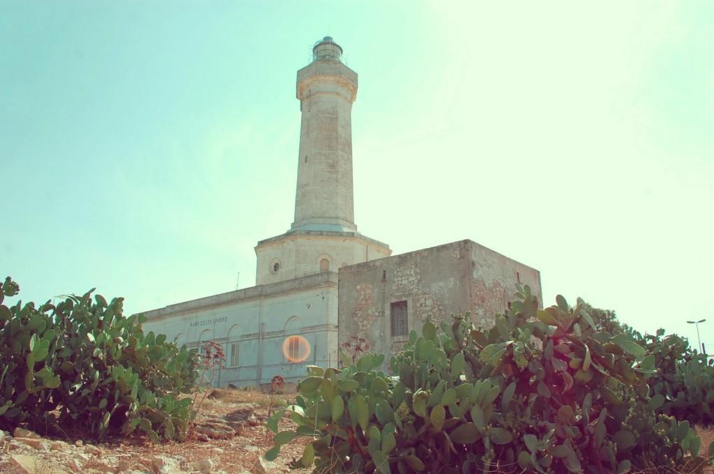 Capo Passero, Lighthouse Cozzo Spadaro
