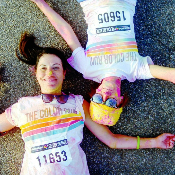#TCR! The Color Run, Milano 2013