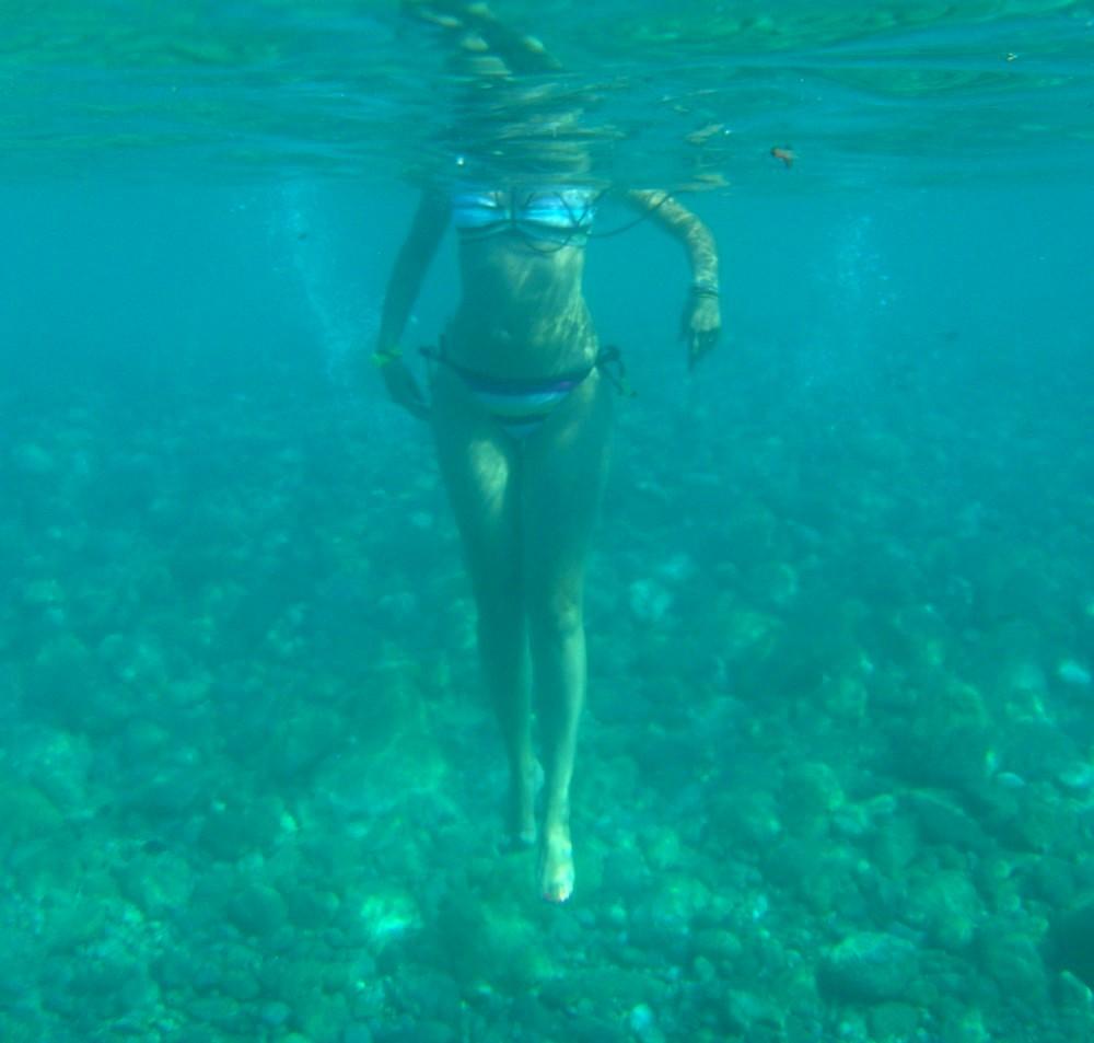 Scilla, under the sea