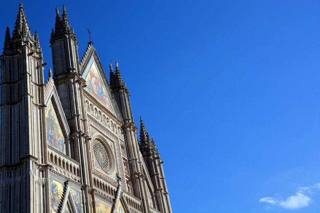 Orvieto and its jewels
