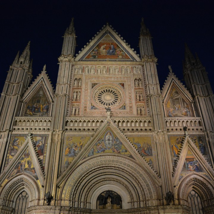 Orvieto and its jewels - day 2