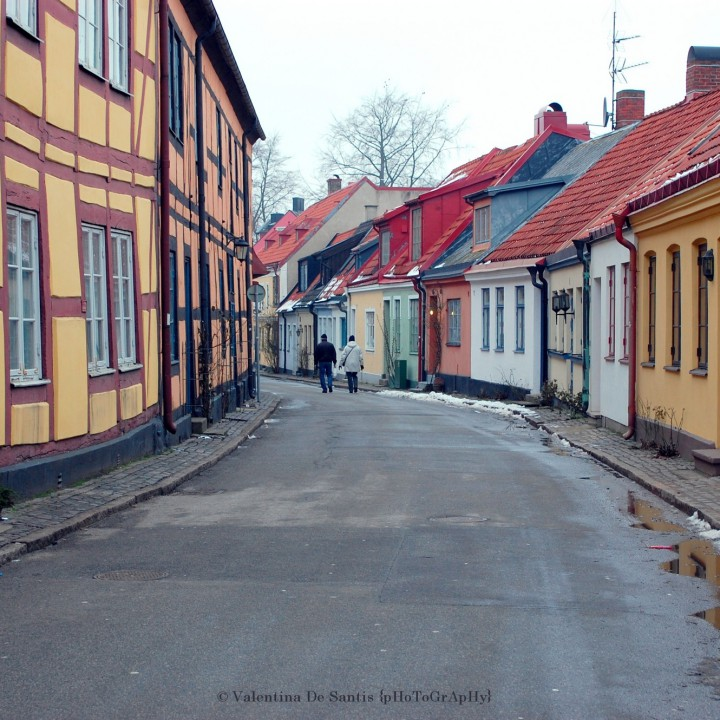 Houses of Ystad