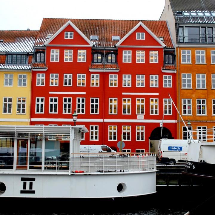 Having fun in København