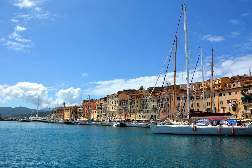Tourist port of Portoferraio