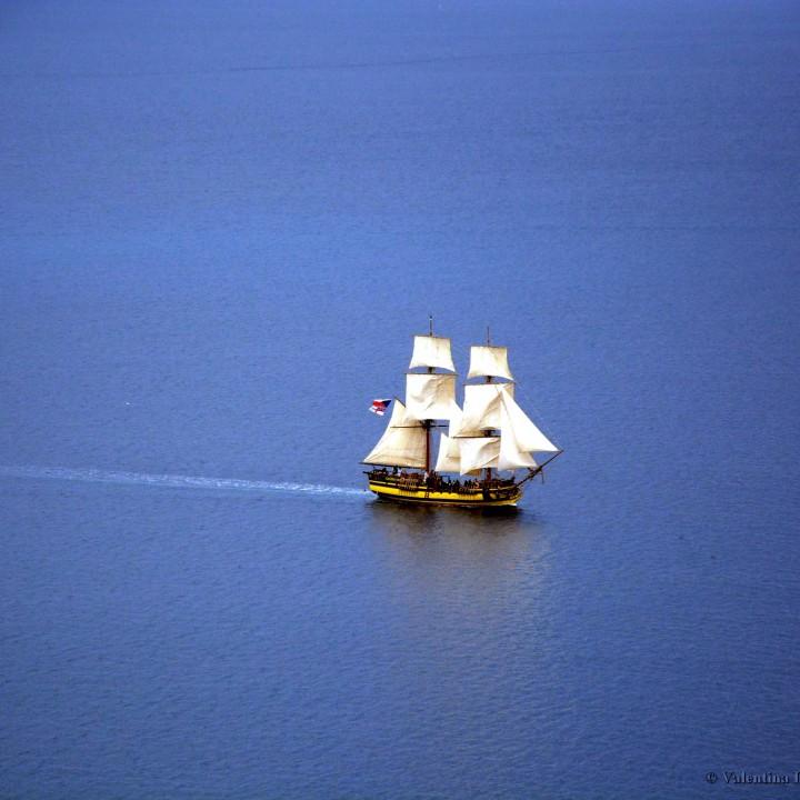 Island of Elba: La Grace, the ship of the pirates