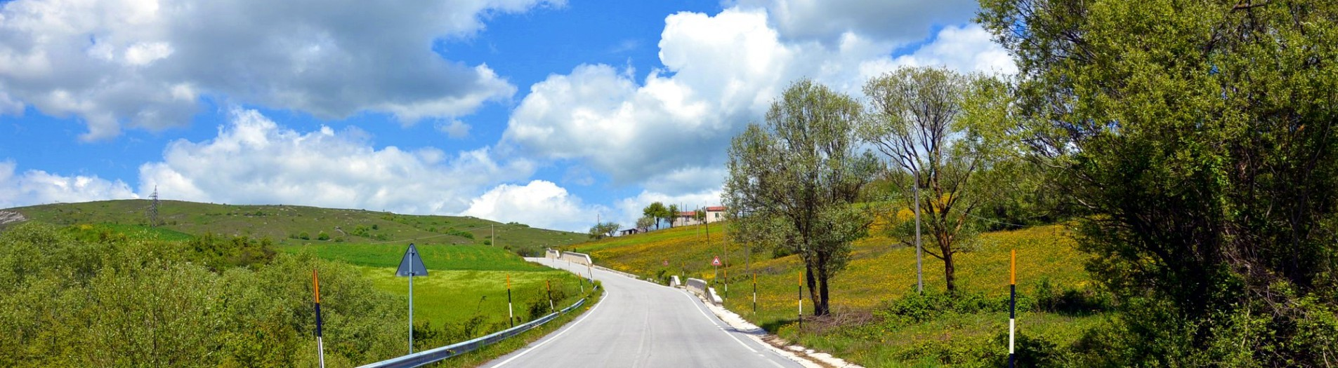 The country side of my birthplace: Agnone