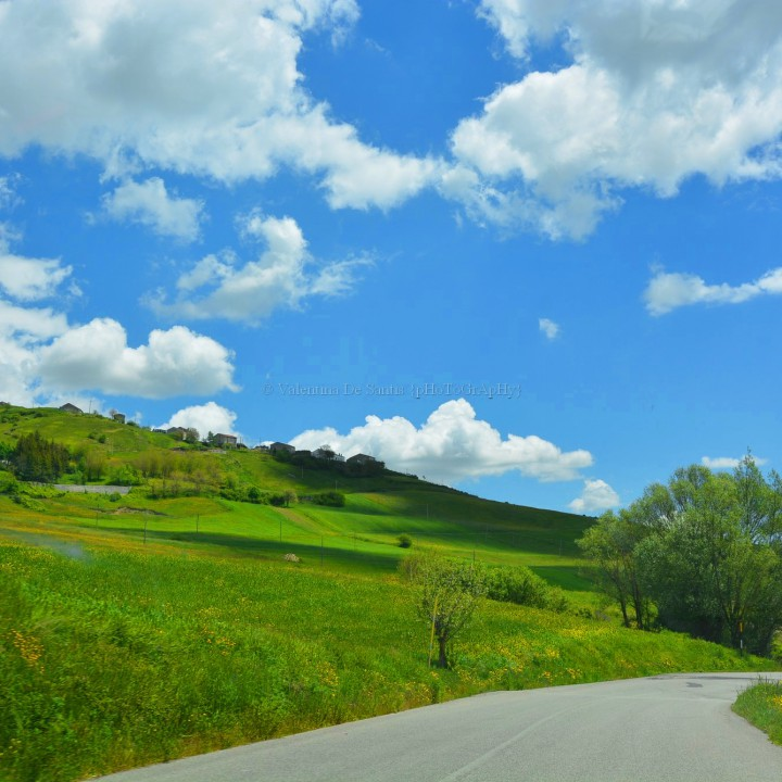 The green May of Agnone