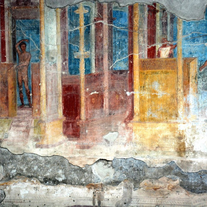 Pompeii, the city buried under the ashes