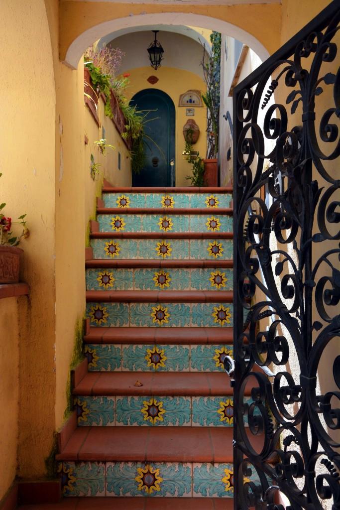Capri, house