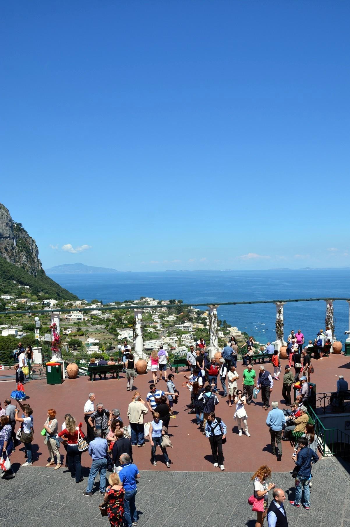 The living world of Capri