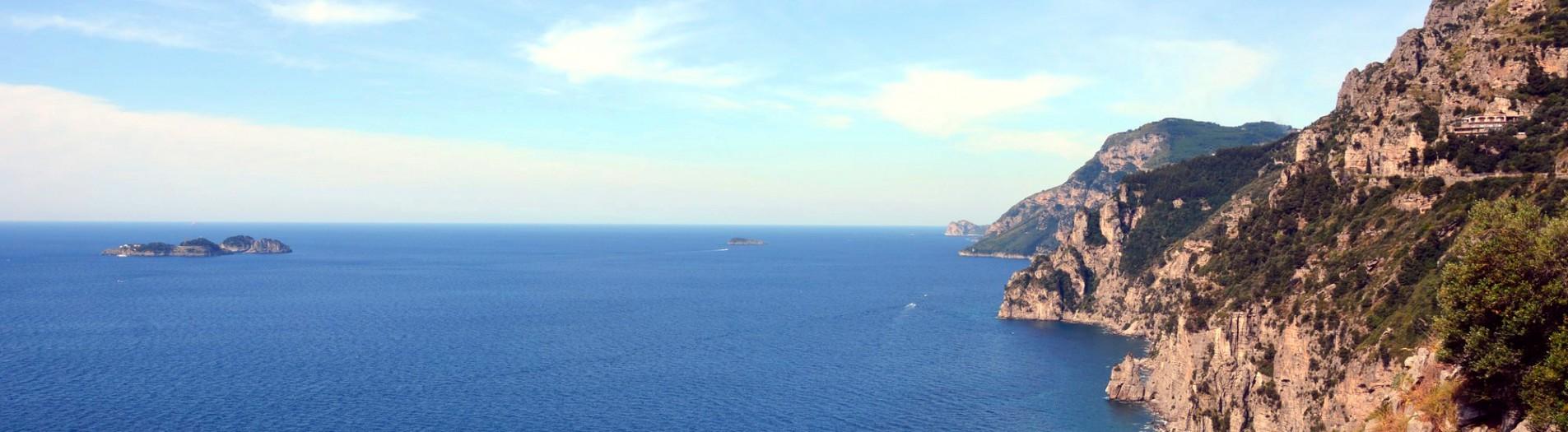 Along the Sorrento coast