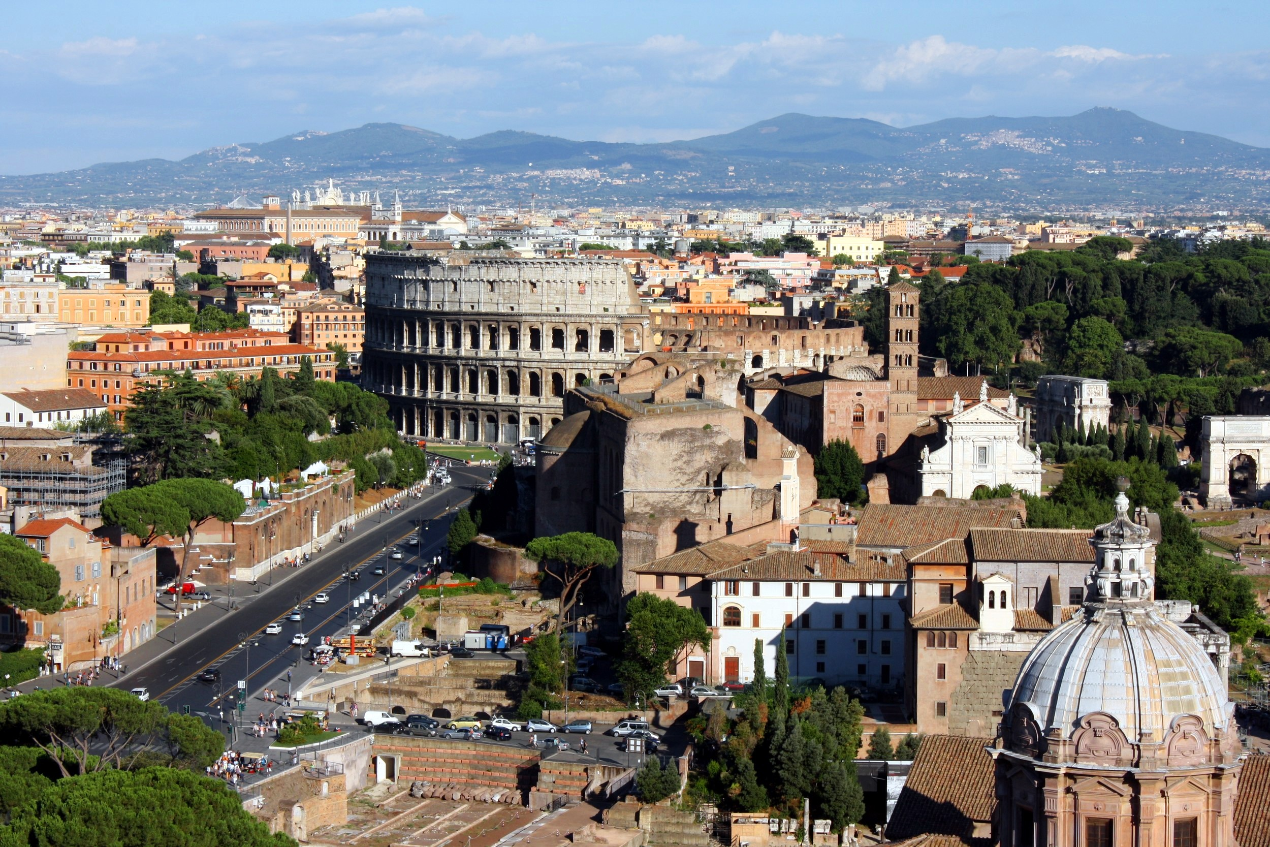 Rome, the best point of view