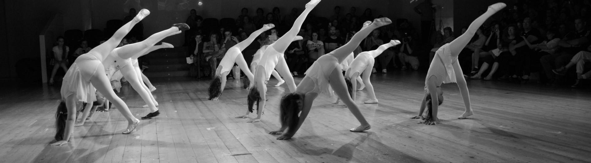 Centro Educazione Movimento: the dance recital 2014