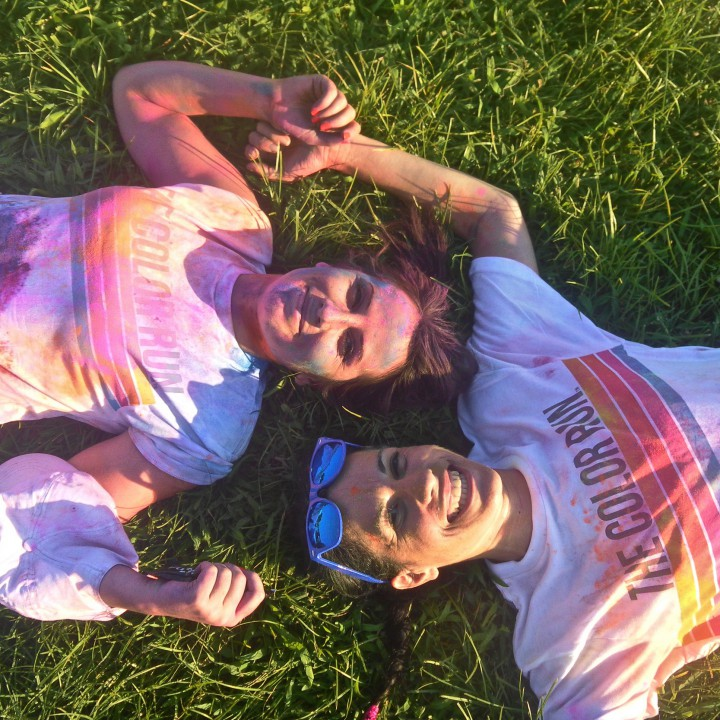 The Color Run 2014 - Lido di Ostia