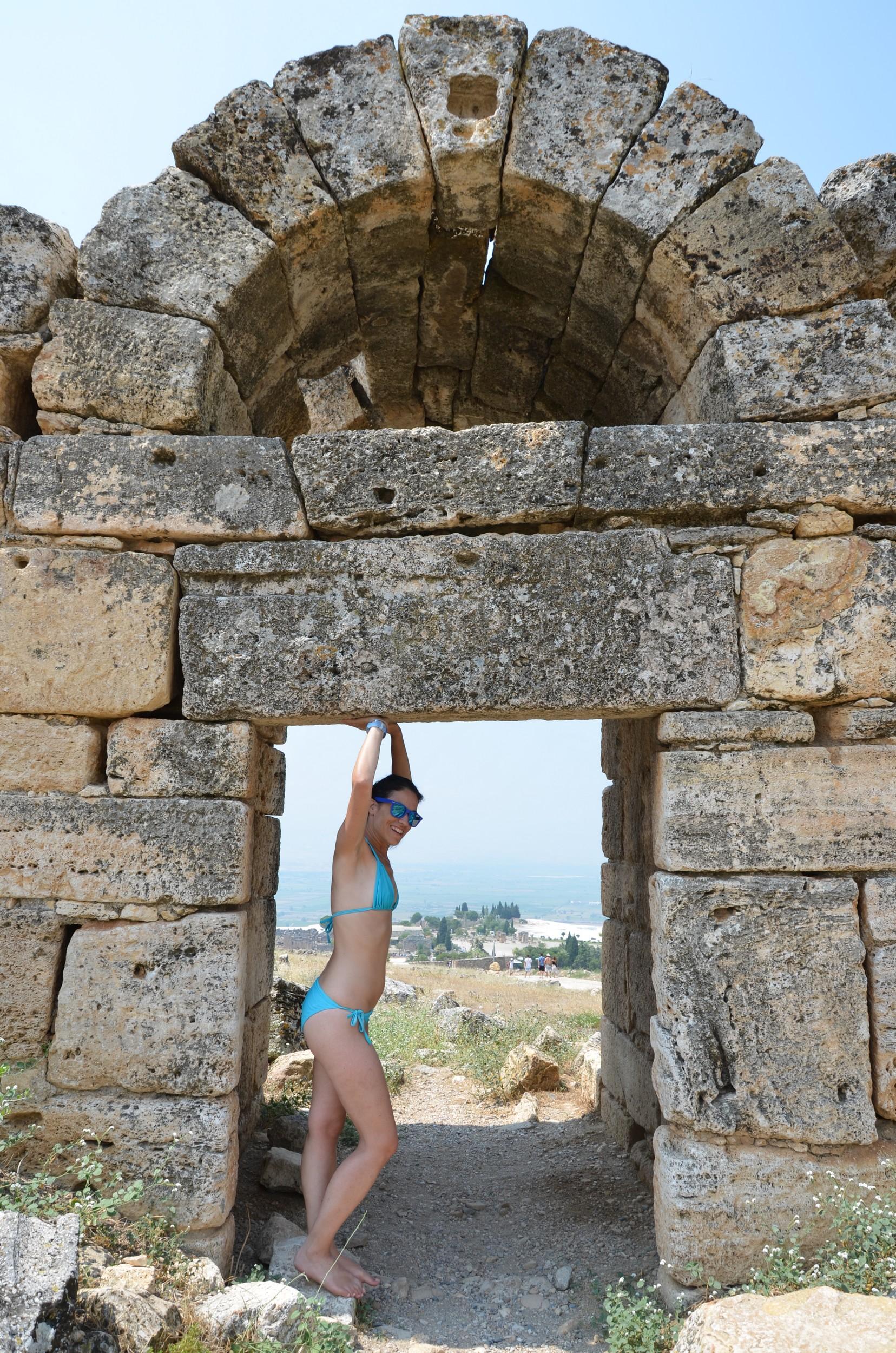 Hierapolis, the ruins