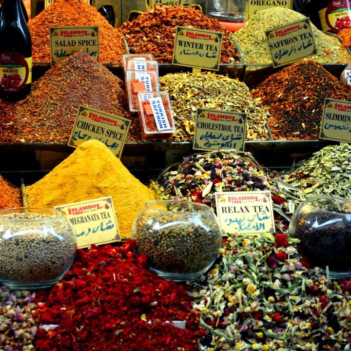Istanbul, through the Gran Bazar