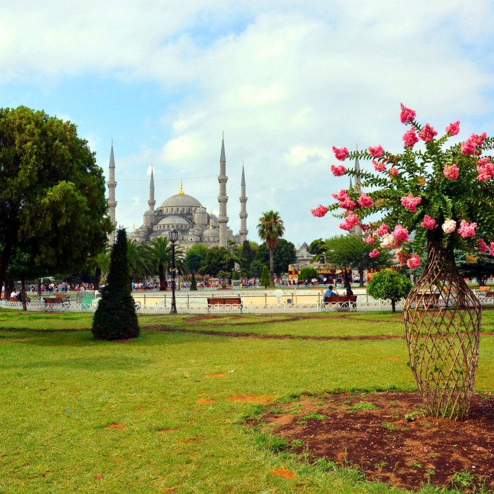 Istanbul, discovering Sultanahmet