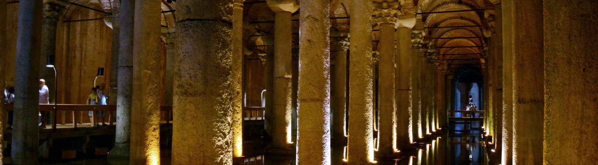 The Basilic Cistern