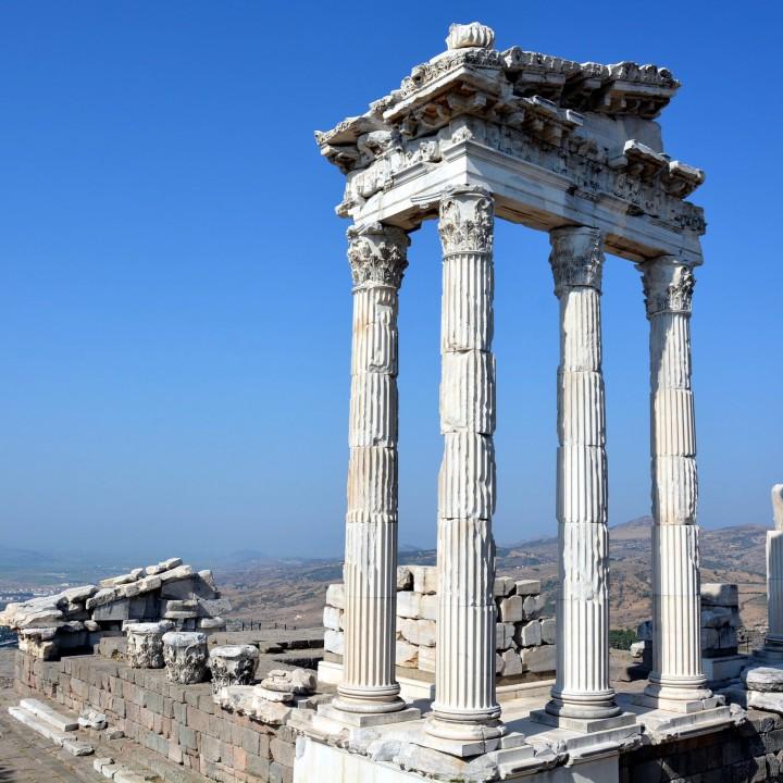 Discovering Pergamon