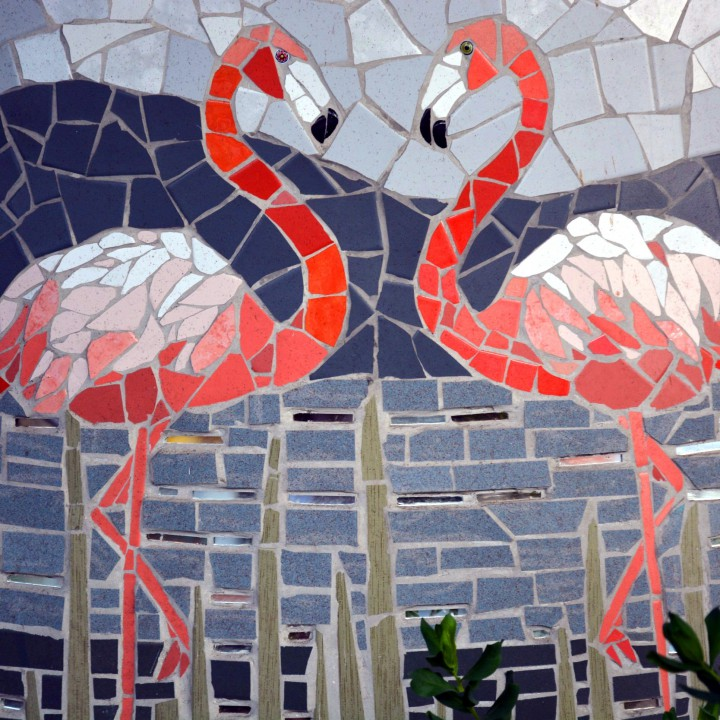Bodrum and the mosaics of the promenade