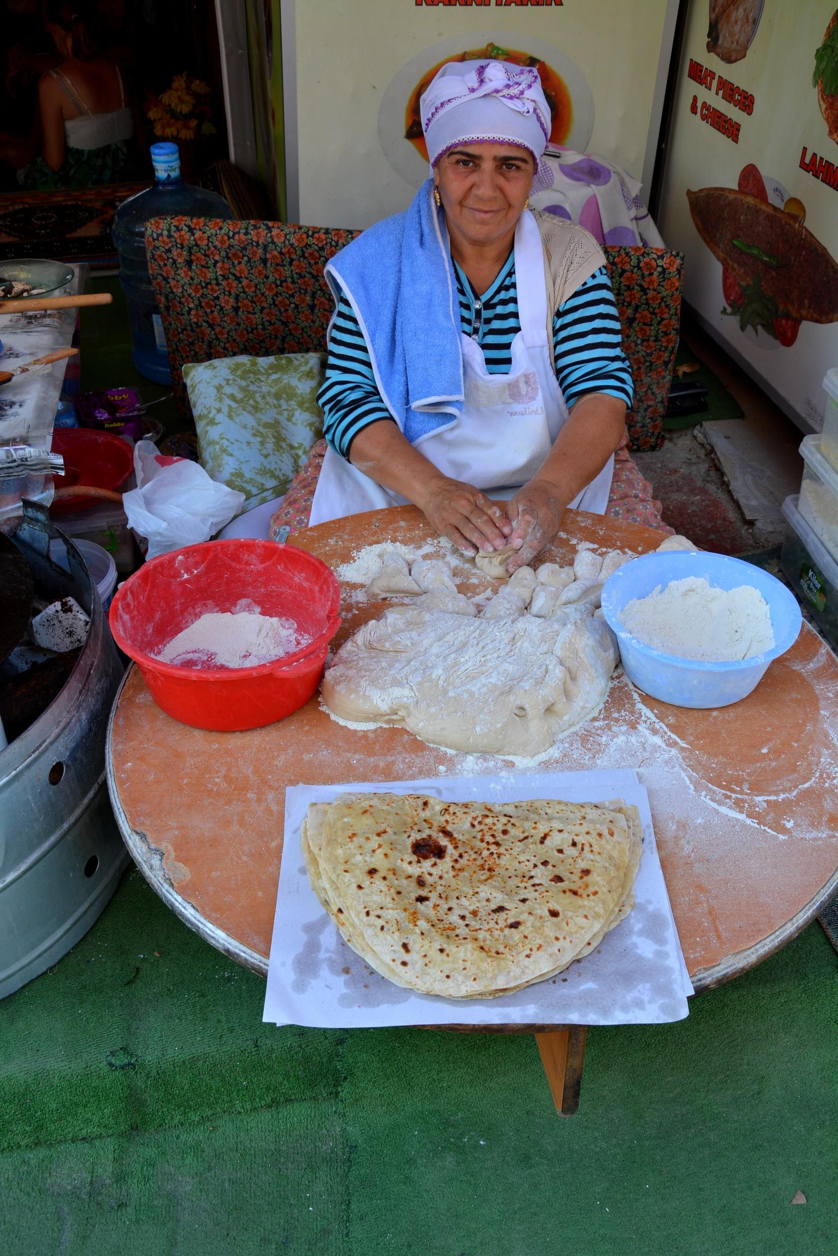 Dosimm Restaurant, Pamukkale