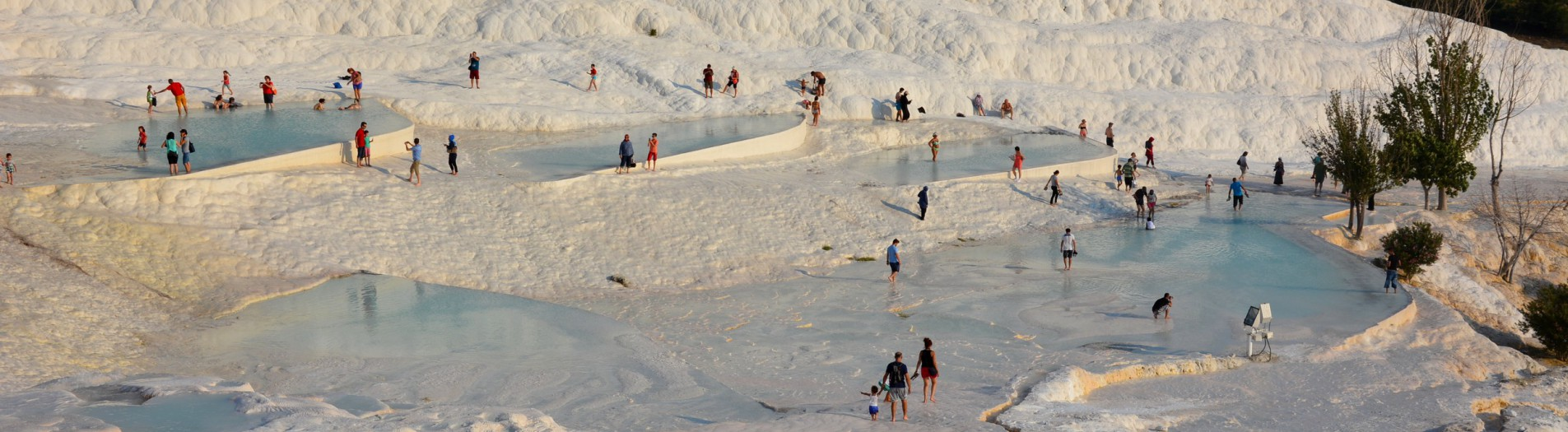 Pamukkale, a piece of heaven