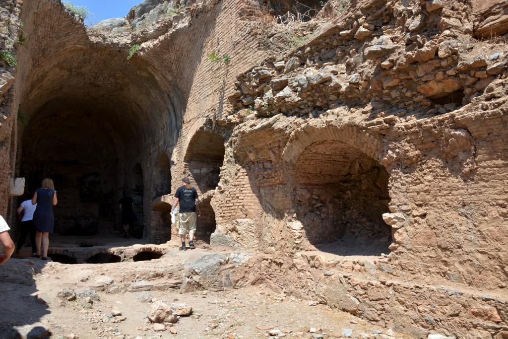 Selçuk, Grotto of seven sleepers