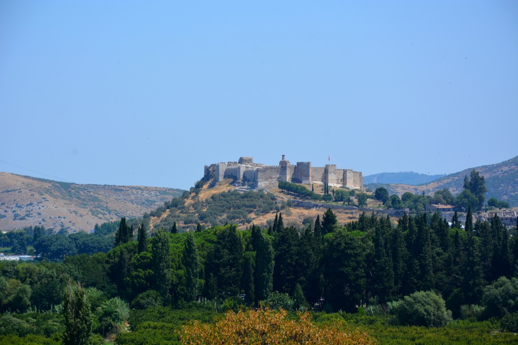 Selçuk, the Grand Fortress