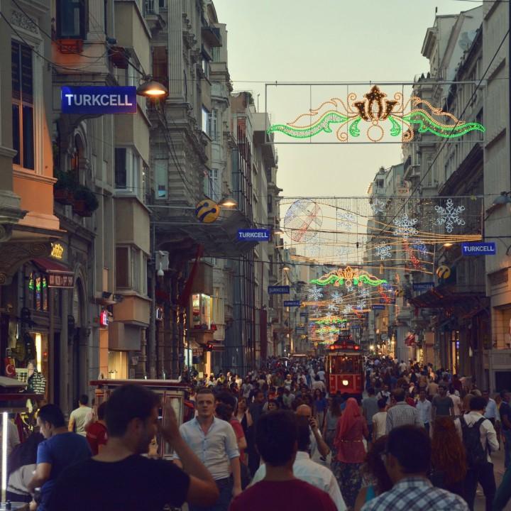 From Gran Bazaar to İstiklal Caddesi