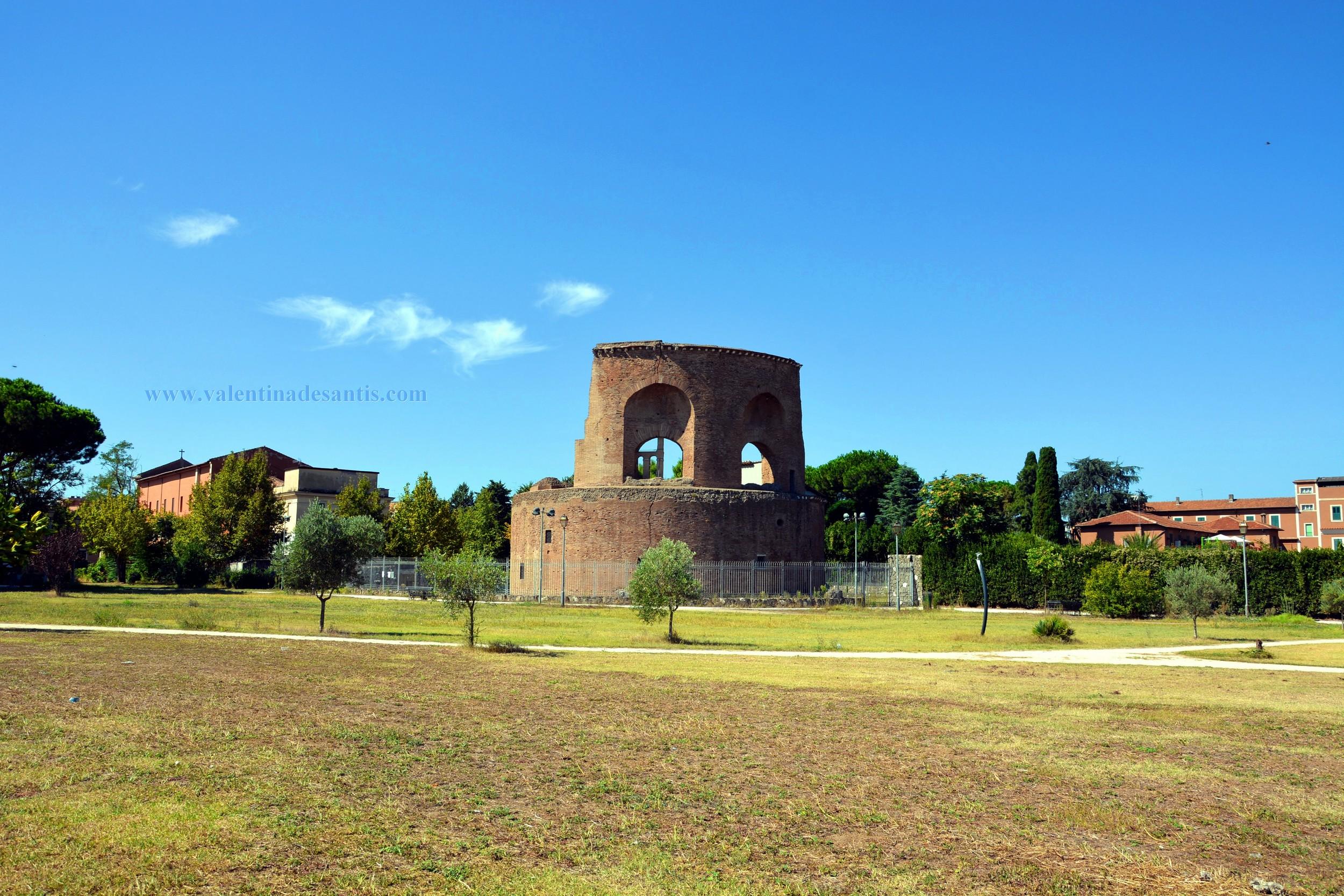 Parks in Rome, Villa De Sanctis