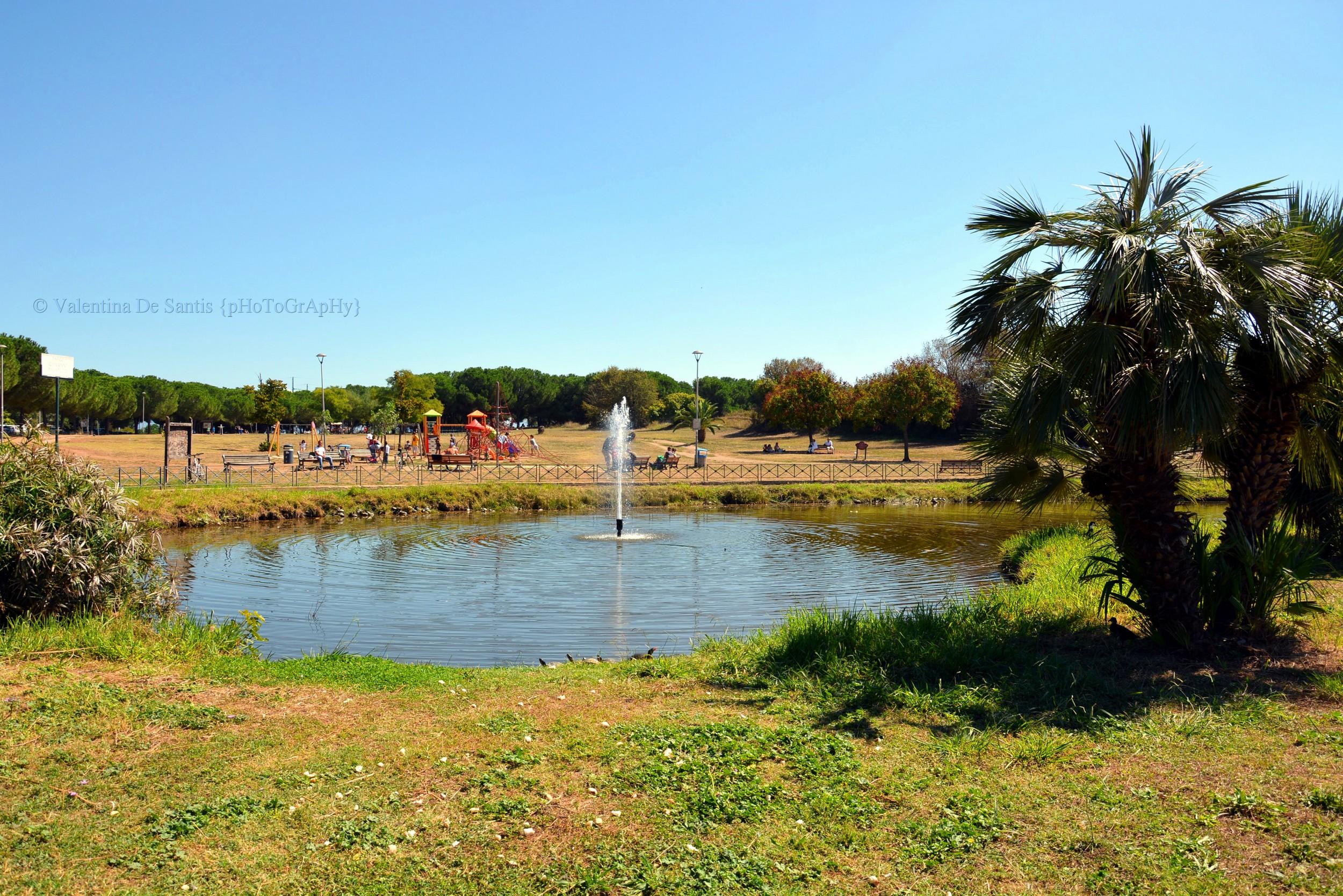 Parks in Rome, Tor Tre Teste