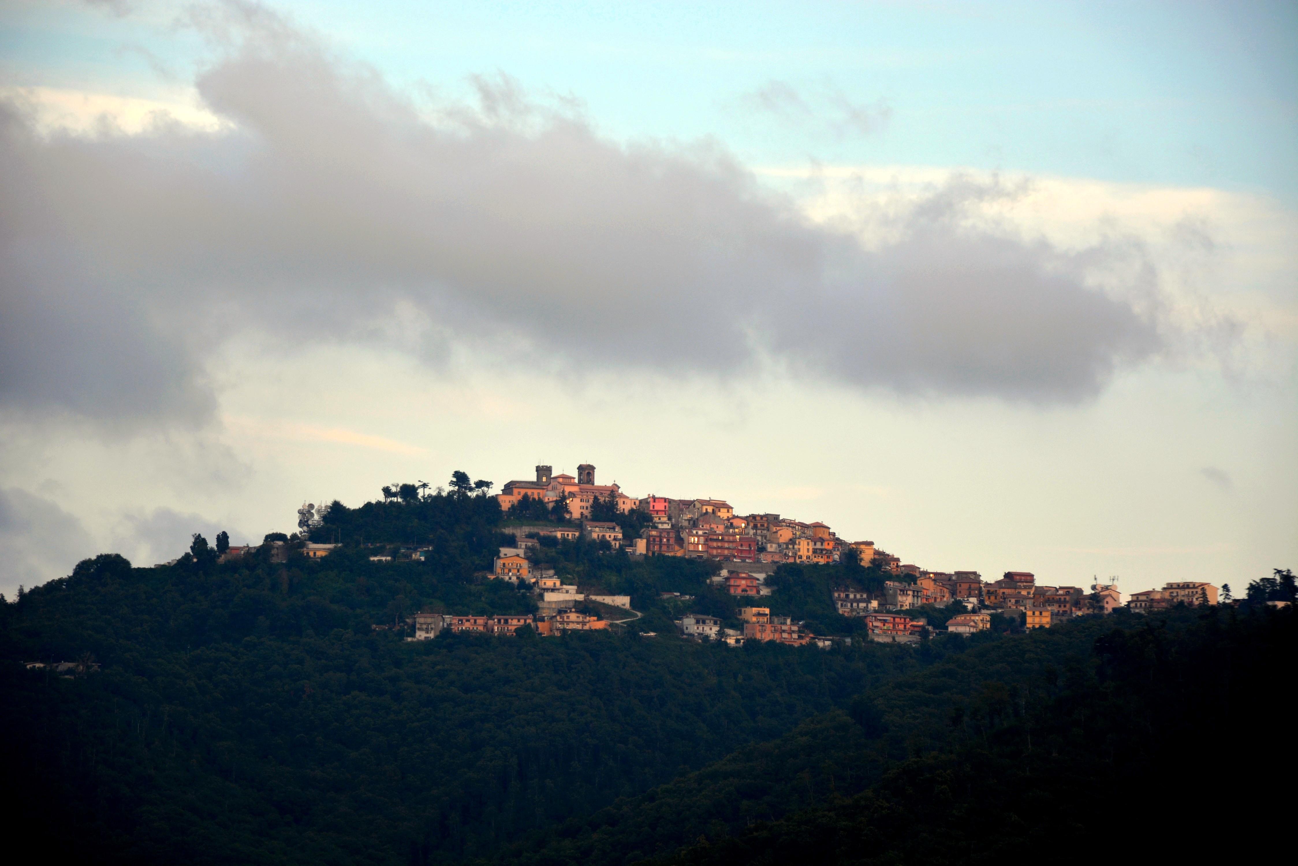 Montecompatri, landscape